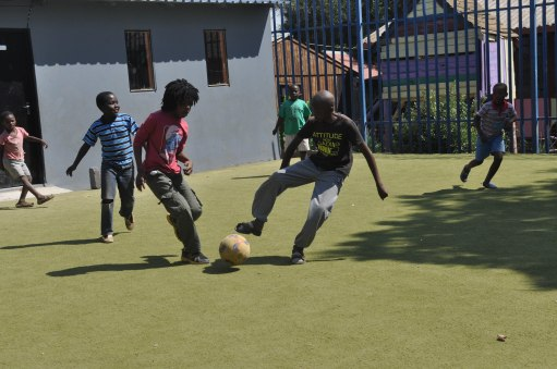 Kliptown Youth Program, Soweto, South Africa