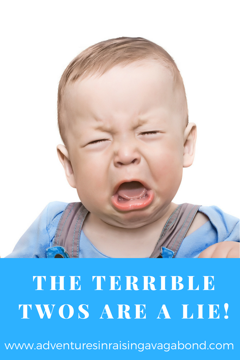 the terrible twos_ tantruming babies at every age